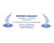 Dennis Knight Fish Merchant