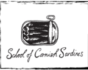 School of Cornish sardines