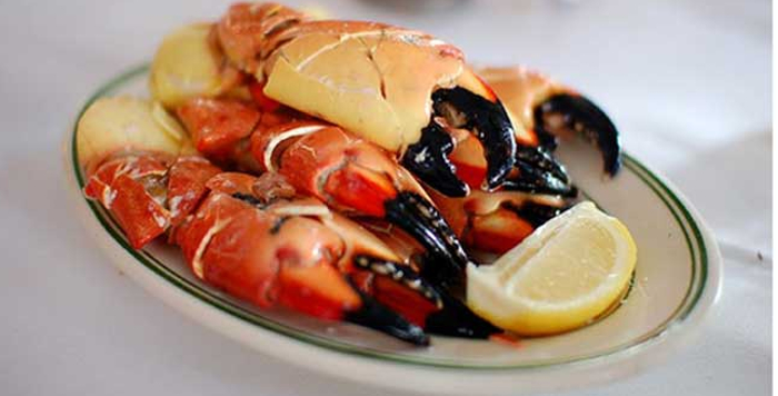 Cornish Crab Claws